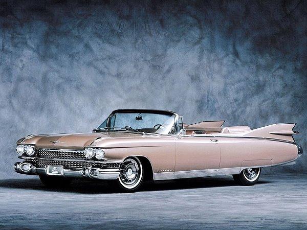 Cadillac Eldorado Biarritz Bj. 1959